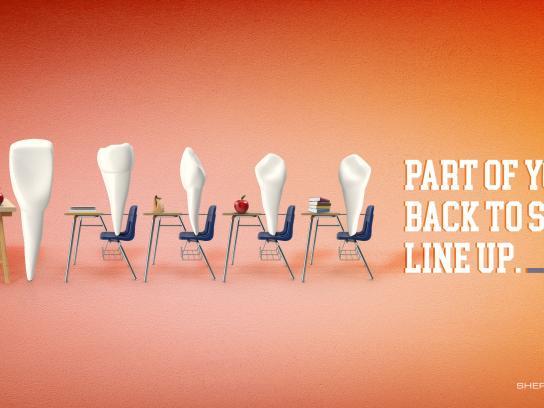 Sherwood Dental Digital Ad - Back to School - Class