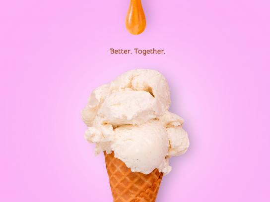 Control Print Ad - Better Together, 3