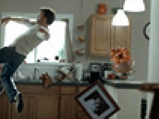 Ad Council Film Ad -  World upside down