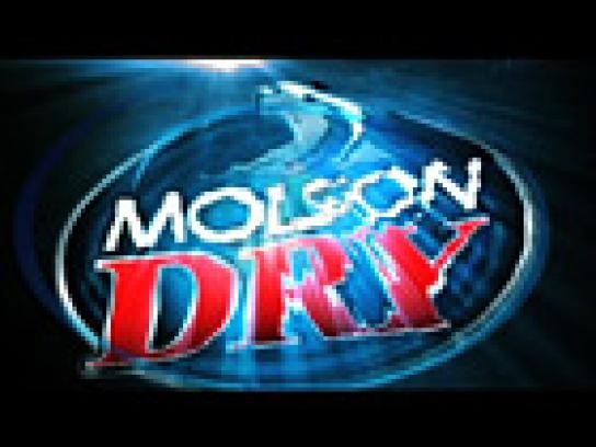 Molson Dry Digital Ad -  Social reality gaming