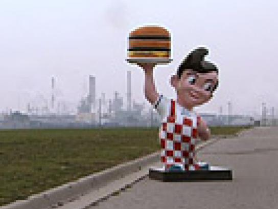 Big Boy Film Ad -  Hello