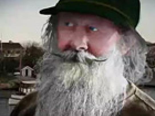 McDonald's Film Ad -  Beard