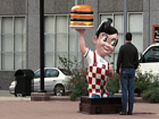 Big Boy Film Ad -  Big Guy