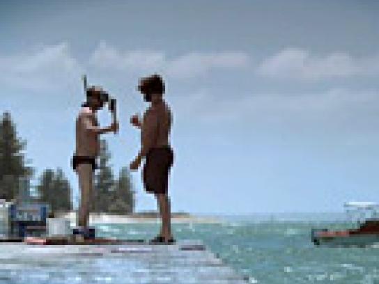Tooheys Film Ad -  Boat