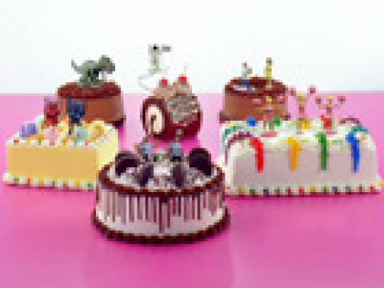 Baskin Robbins Film Ad -  Ice Cream and Cake
