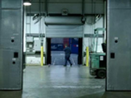 Bank of America Film Ad -  Doors