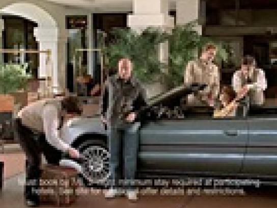 Hotels.com Film Ad -  Car