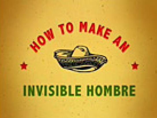 Invisible Hombre