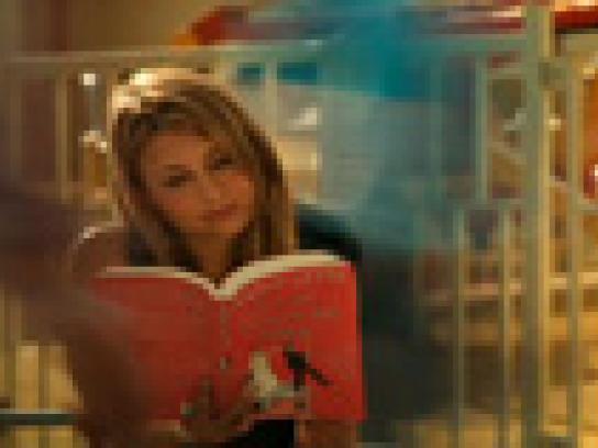 Dymocks Film Ad -  Book lovers, 3