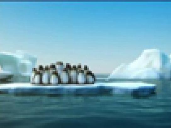 De Lijn Film Ad -  Penguins