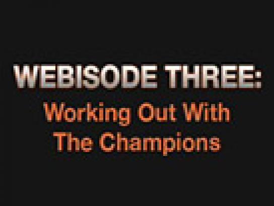 Wheaties Digital Ad -  Documentary, 3