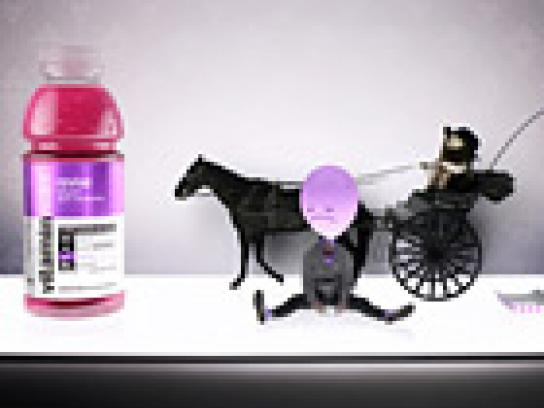 Vitaminwater Film Ad -  Epic night