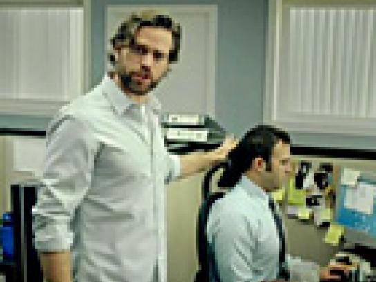 Moosehead Film Ad -  Ergonomics