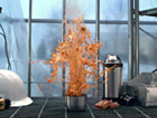 Premium Plus Film Ad -  Fireworks