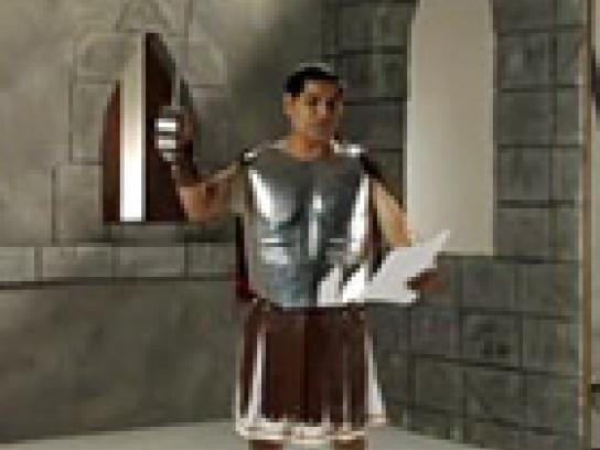 Maestro Film Ad -  Gladiator