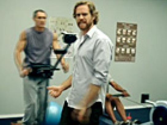 Moosehead Film Ad -  Gym