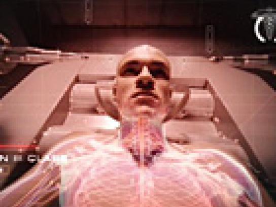 Xbox Film Ad -  Birth of a Spartan