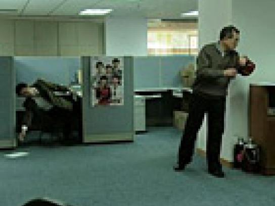 DHL Film Ad -  Super Fast, Office