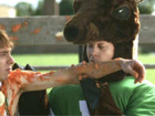 Pizza Pop Film Ad -  Deer lickin