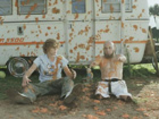 Pizza Pop Film Ad -  Karate chop