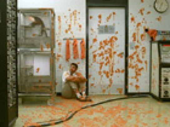 Pizza Pop Film Ad -  Monkeys
