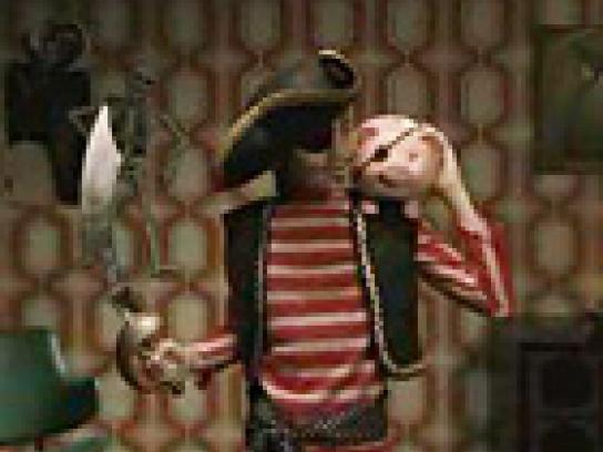 Domino's Pizza Film Ad -  Piggy bank