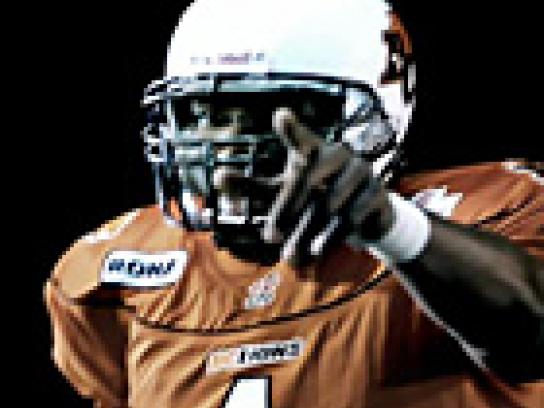 BC Lions Film Ad -  Play