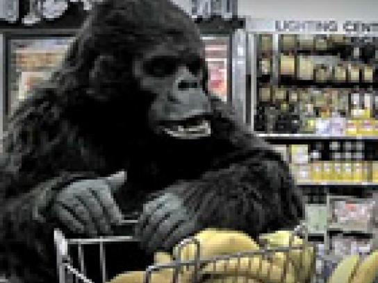 Cheerios Film Ad -  The Gorilla