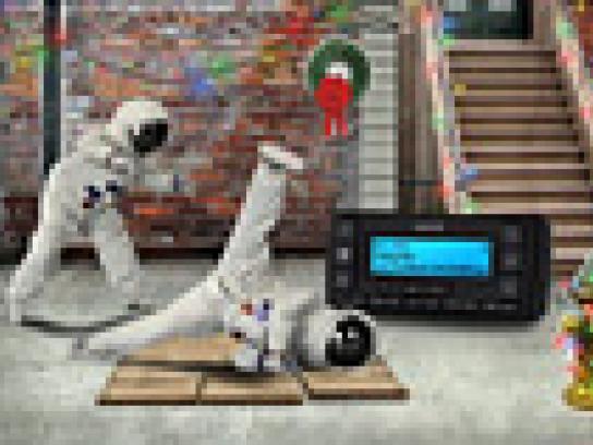 RadioShack Film Ad -  Astronaut