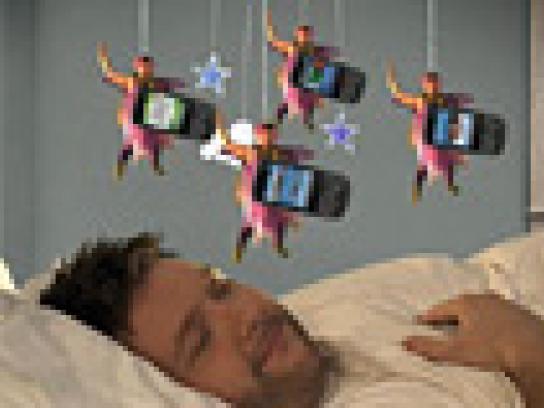 RadioShack Film Ad -  Sugar Plum Fairy