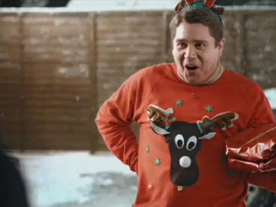 Currys Film Ad -  Christmas Guests