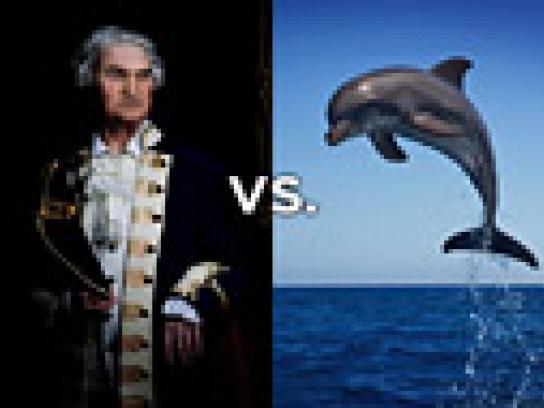 Seagram's Film Ad -  Rivalries Patriot