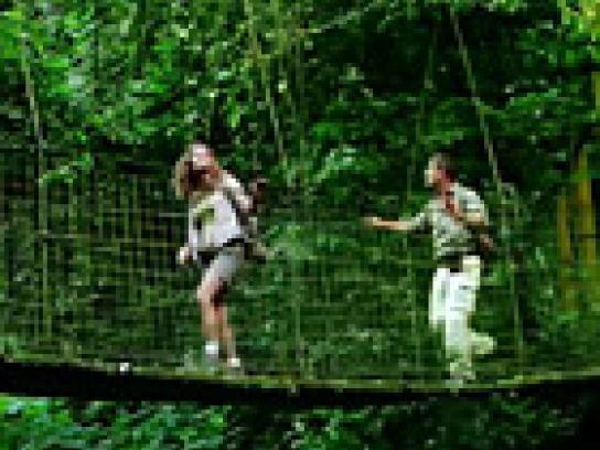 Airwick Film Ad -  Secret Waterfall
