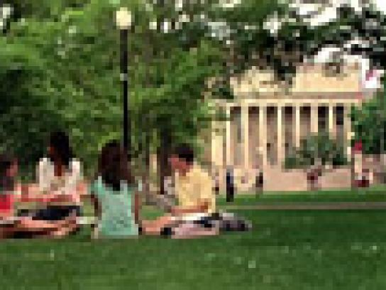 University Of Alabama Film Ad -  Change