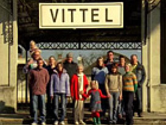 Vittel Film Ad -  Moving