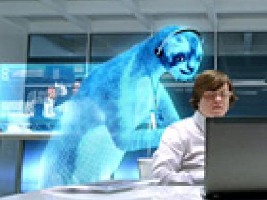 Intel Film Ad -  Walter