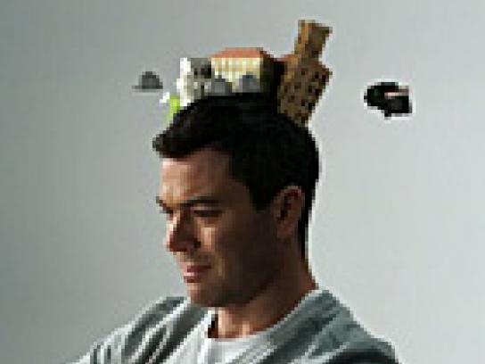 World Movies Film Ad -  Head