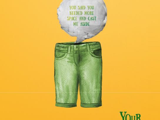 Diego Telaroli Print Ad -  Shorts