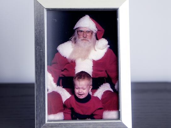 Muchimuchi Print Ad - Santa, 2