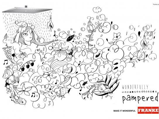 Franke Print Ad -  Make it wonderful, 4