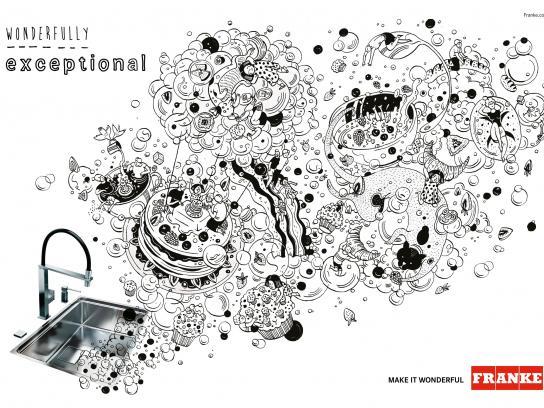 Franke Print Ad -  Make it wonderful, 5