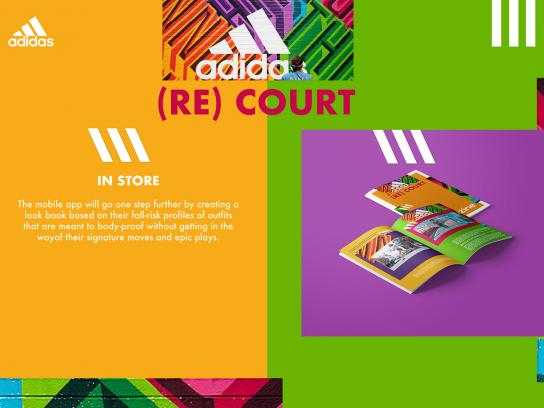 Adidas Integrated Ad - (RE)Court
