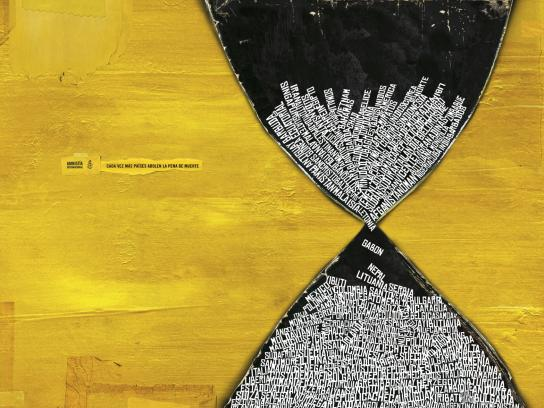 Amnesty International Print Ad -  Countries, 4