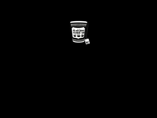 M&C Saatchi Print Ad -  A cup