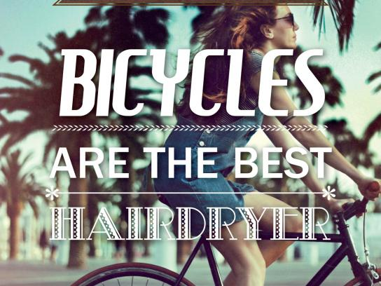 OCB Print Ad -  Virginminded, Bicycles