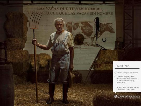 Guia Academica Print Ad -  Farmer