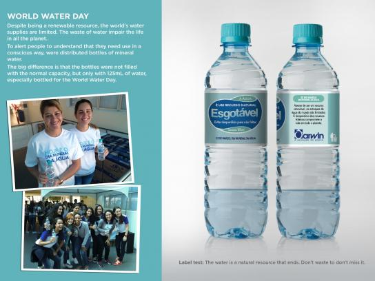 Darwin Direct Ad -  World Water Day
