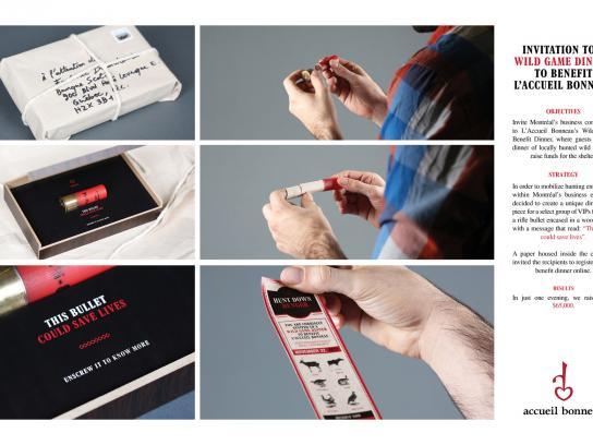 Accueil Bonneau Direct Ad -  Bullet