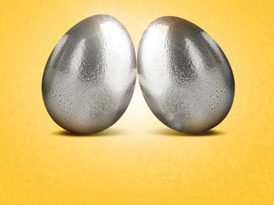 Acerbis Print Ad - Balls of Steel