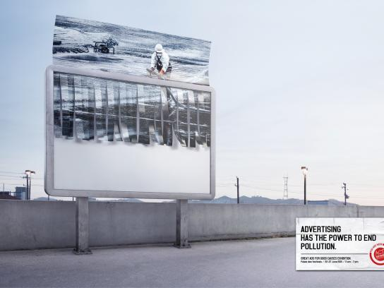 ACT Print Ad -  The Shredder, 1
